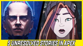 5 Unresolved Apex Legends Stories I Really Want To Know About (Apex Lore)