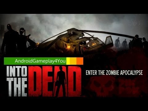Best Android Zombie Runner Game Ever Into the Dead Gameplay On Nexus 7! [Game For Kids]