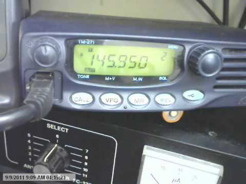 ARISSat-1 amateur radio satellite reception A41NW 09-09-2011