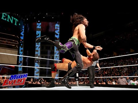 Adam Rose vs. Curtis Axel: WWE Main Event, Aug. 26, 2014