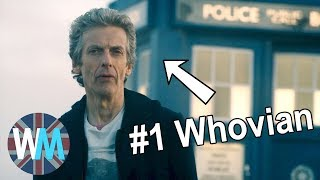 Download Lagu Top 10 Doctor Who Behind the Scenes Facts Gratis STAFABAND