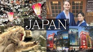 14 Days in Japan Vlog - Tokyo, Hakone, Mount Fuji, Shibu Onsen, Snow Monkey, Disney