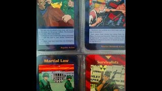 Illuminati Card Game 1994-1995