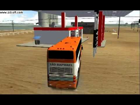 18 wheels of steel haulin mod bus v6 by grafith (9).avi