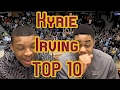 Lagu KYRIE IRVING TOP 10 ANKLE BREAKERS REACTION!!!