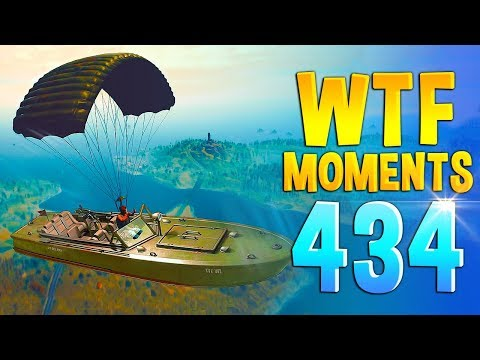 PUBG Daily Funny WTF Moments Highlights Ep 434