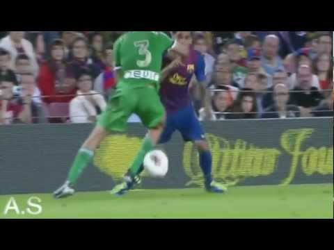 DANI ALVES the perfect player [ 2008 - 2012 ]