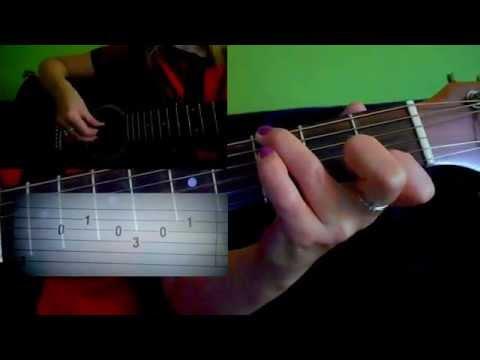 Jak Zagrać ZAWSZE TAM GDZIE TY - Lady Pank - Nauka Gry Na Gitarze By Instruktorka Gitary