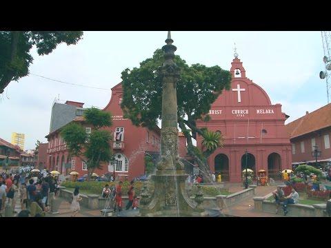【World Heritage】 Malacca, Malaysia | マラッカ海峡の歴史的都市群