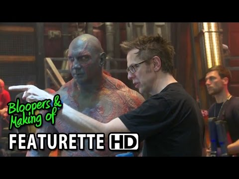 Guardians of the Galaxy (2014) Featurette - Hot Seat with James Gunn