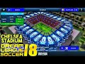 How To Change The Stadium Of Dream League Soccer Chelsea Fc Stadium