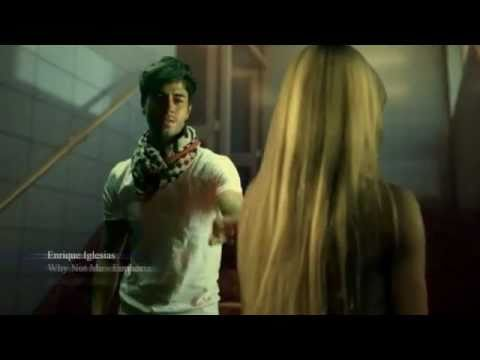 Enrique Iglesias - Why Not Me Hd Video Song With Lyrics video