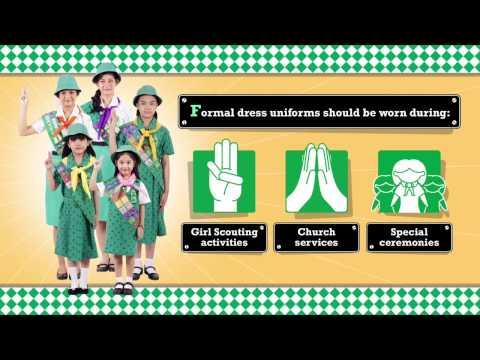 What, When, Wear GSP Uniforms