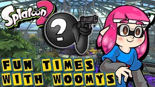 Fun Times With Woomys! The Weapon Randomizer Returns! | (Splatoon 2)