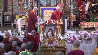 2018年6月24日 聖尊蓮生活佛盧勝彥法王開講:畢哇巴的「道果」