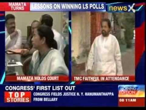 TMC workshop for 2014 polls