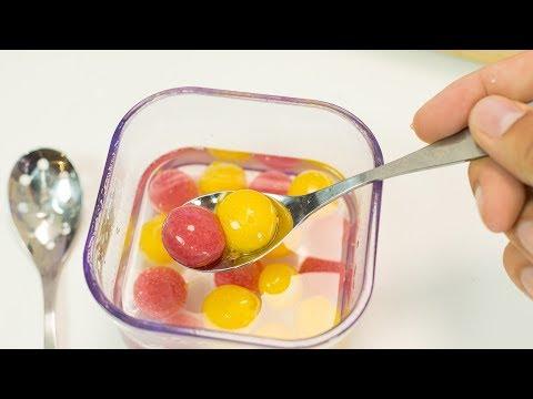 Fruit Reverse Spherification