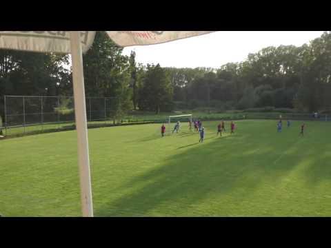 Sestřih branek U16 FCB - Znojmo