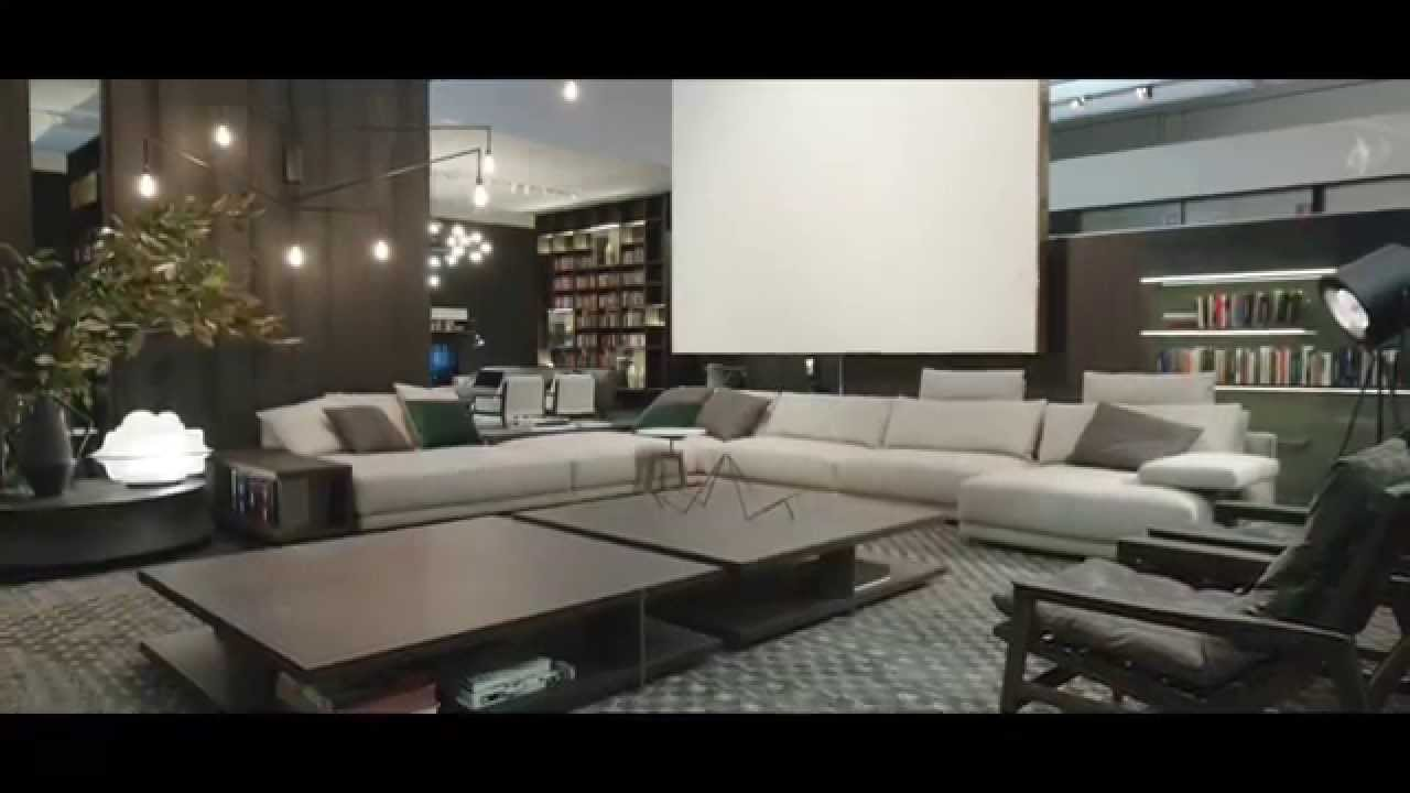 Poliform salone del mobile milano 2014 youtube for Salone di mobile milano