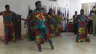 #Ode2Joy Challenge - Dance Interpretation - EU Delegation to Liberia