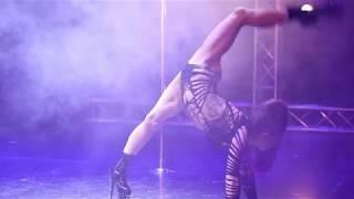 Amy Hazel - Miss Pole Dance Victoria 2017 - WINNER