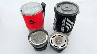 Which Camping Stove Boil Water Faster