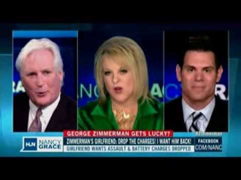 Nancy Grace Loses it on Live TV - Jason Lamm Strikes Again