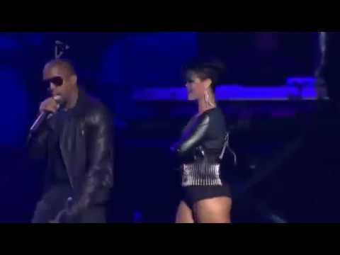 Jay Z ft  Rihanna & Kanye West   Run This Town