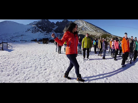 Pharrell Williams -- HAPPY (We are from HIGH TATRAS SLOVAKIA)