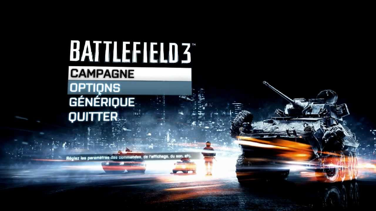 Crack Battlefield 3 Patch Full FR - YouTube