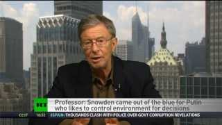 'Snowden is problem for both US & Russia'