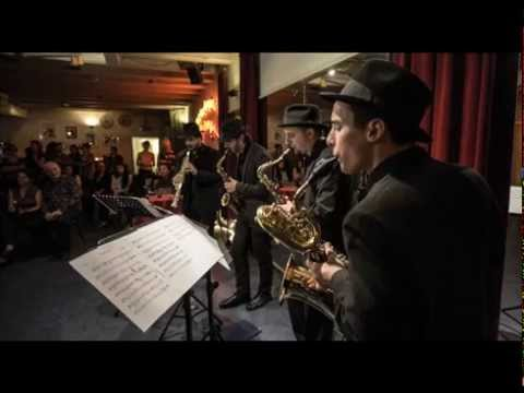 Pannonica Quartet - Gallo Ciego (Osvaldo Pugliese) - Live at Opium4 (Dutch Radio)
