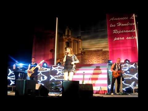 MERCHE La Estrella Del Feria De La Linea 2014