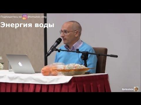 Торсунов О.Г.  Энергия воды
