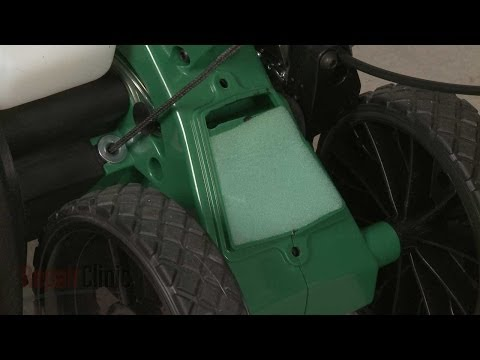 Air Filter - Weed Eater Edger