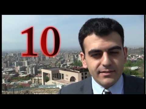 Քարոզարշավ 2012 - Լուսավոր Հայաստան