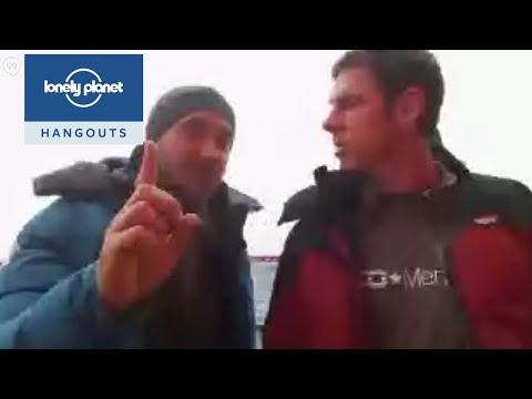Adventure in Antarctica #lphangout