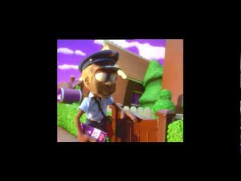 Cadbury Dairymilk Animation video