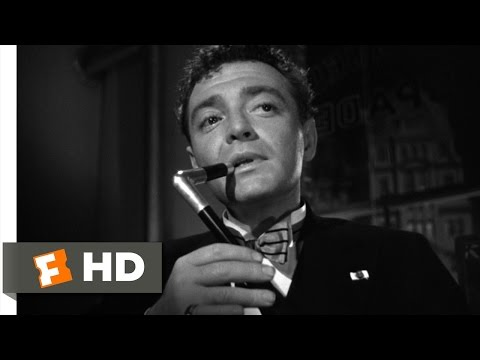 The Maltese Falcon Movie Clip - watch all clips http://j.mp/Ss1e5Q click to subscribe http://j.mp/sNDUs5 Joel Cairo (Peter Lorre) informs Sam (Humphrey Bogar...
