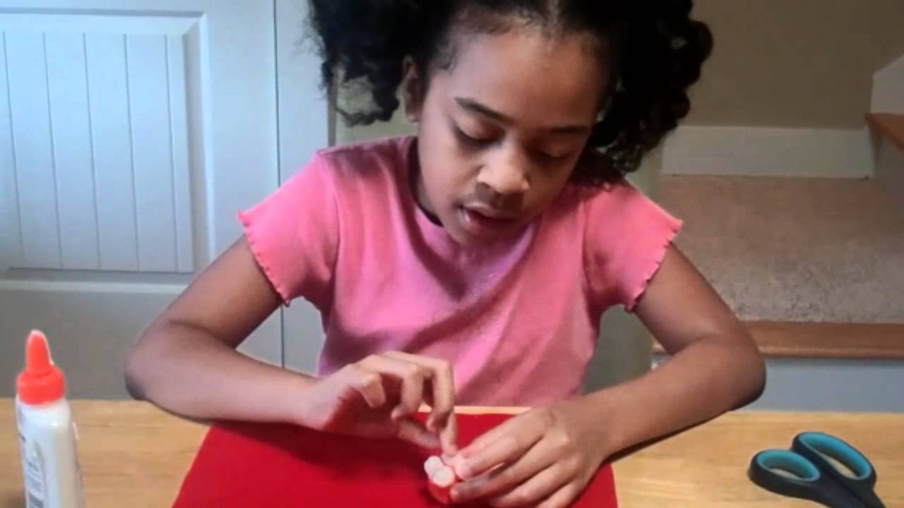 Easy arts and crafts ideas for children youtube for Crafts for girls age 9