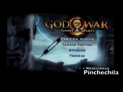God of war       Ghost of sparta           El video oculto