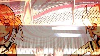 結城友奈は勇者である Yūki Yūna wa Yūsha de Aru OP「ホシトハナ」ピアノで弾いてみた Piano Cover