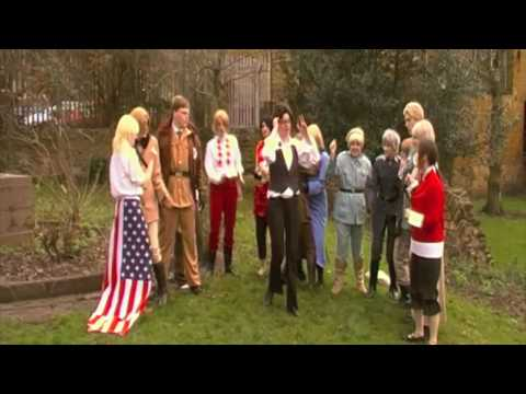 Jizz In My Capital (axis Powers Hetalia Cosplay) video