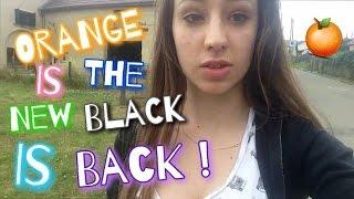 🌈 Orange Is The New Black Is Back ! #OITNB ♥ | #Emmaanyvlog | #22