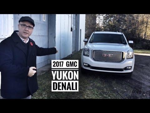 2017 GMC Yukon Denali road test and review | Pye Chevrolet Buick GMC