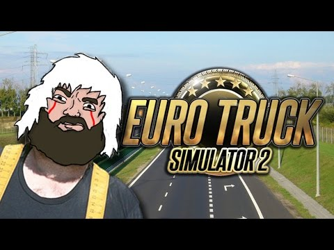 National Cartooner's European Vacation | Euro Truck Simulator 2