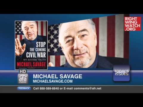 RWW News: Savage: US Is Now Sodom Thanks To Obama