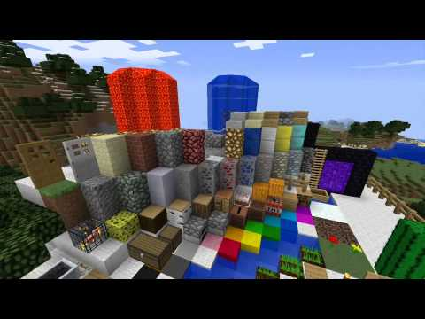 Minecraft 1.5.1 | Faithful 64x64 Texture Pack [franch/Full-HD]