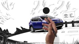 RAV4 Tour  Compact SUV Safety   2014 Toyota RAV4