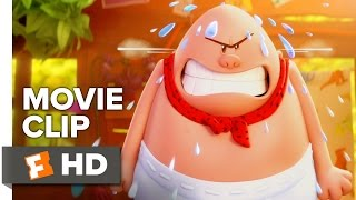 Captain Underpants: The First Epic Movie Clip - Water (2017)   Movieclips Coming Soon